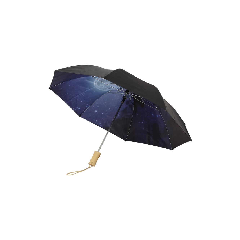 Automatische opvouwbare paraplu Clear-night 21