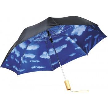 Automatische opvouwbare paraplu Blue-skies 21