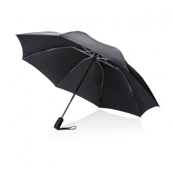 Opvouwbare automatische reversible paraplu 23