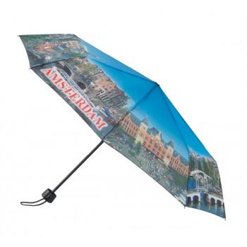 A'dam bezienswaardigheden opvouwbare paraplu