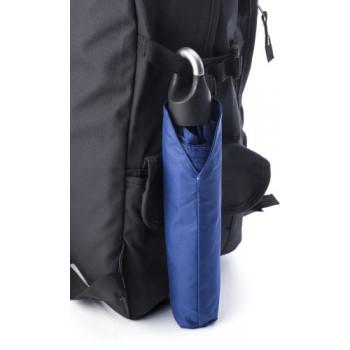 Opvouwbare paraplu met karabijnhaak