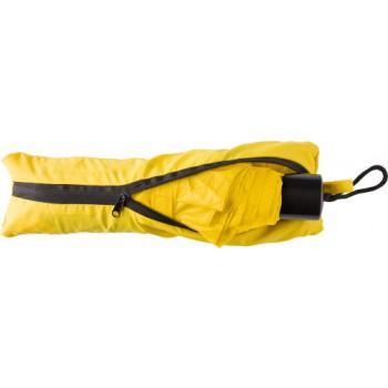Opvouwbare paraplu met boodschappentas