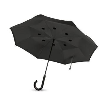 Paraplu Dundee reversible 23