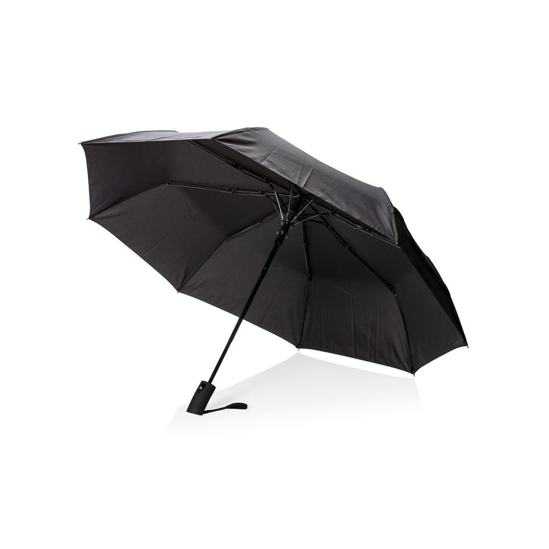Automatische opvouwbare paraplu Deluxe 21