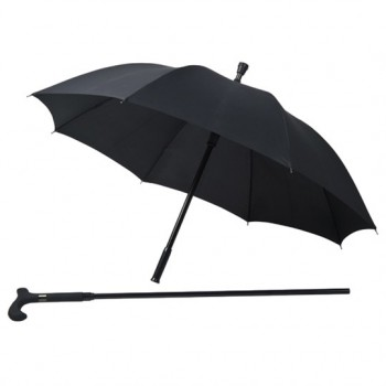 Falcone paraplu/wandelstok combinatie